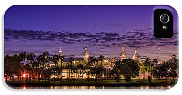Venus Over The Minarets IPhone 5 Case