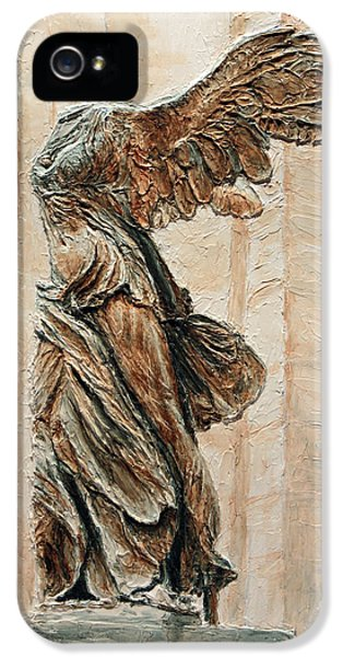 Victory Of Samothrace IPhone 5 Case