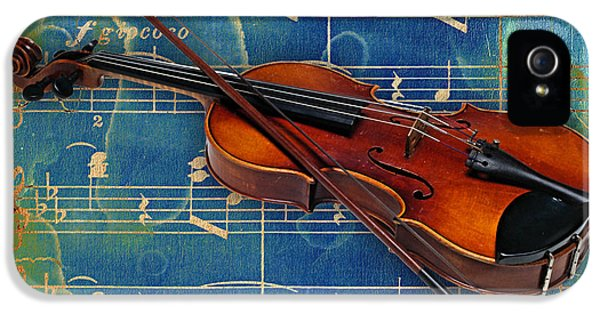 Violin Collection IPhone 5 Case