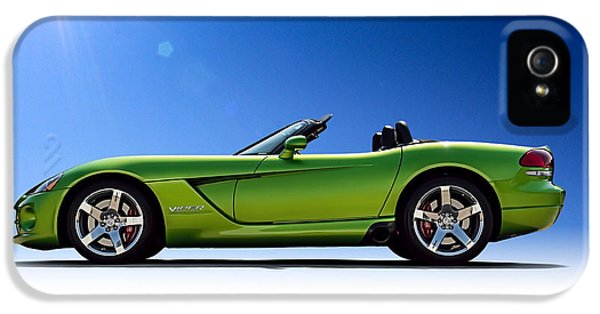 Viper Roadster IPhone 5 Case by Douglas Pittman
