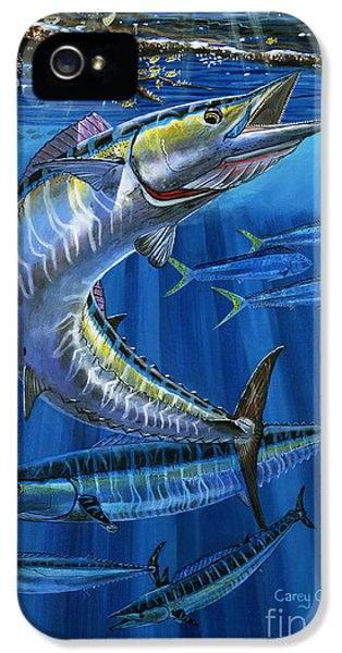 Wahoo Rip Off0047 IPhone 5 Case