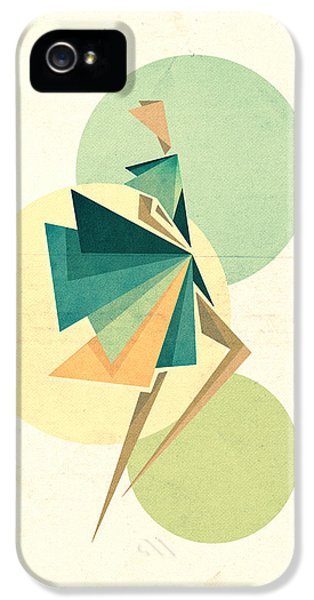 Walk The Walk IPhone 5 / 5s Case by VessDSign