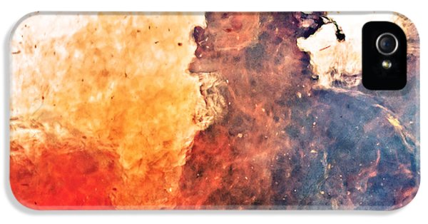 Walk Through Hell IPhone 5 Case by Everet Regal