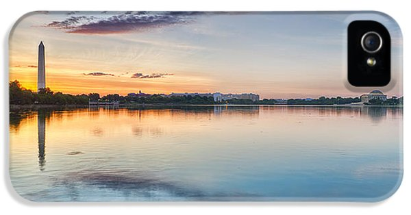 Washington Dc Panorama IPhone 5 Case
