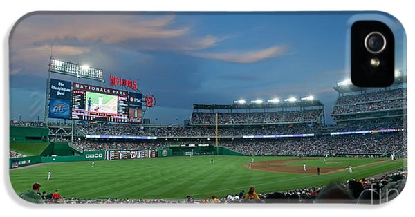Washington Nationals In Our Nations Capitol IPhone 5 Case