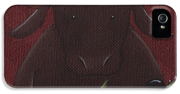 Water Buffalo Rock Star IPhone 5 Case by Christy Beckwith
