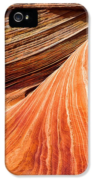 Wave Lines IPhone 5 Case