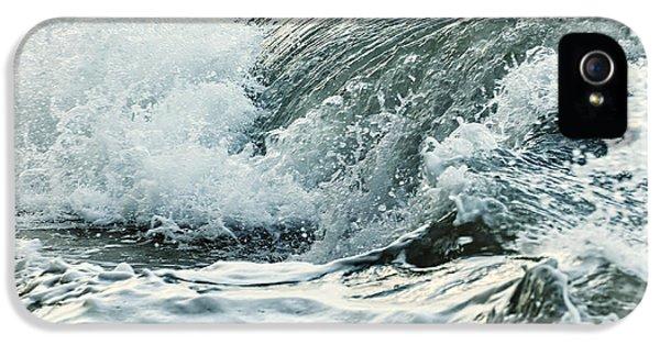 Waves In Stormy Ocean IPhone 5 Case