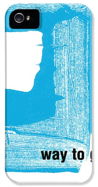 Way To Go- Congratulations Greeting Card IPhone 5 Case