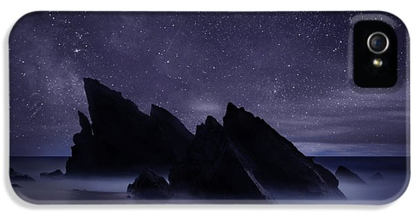 Landscape iPhone 5 Case - Whispers Of Eternity by Jorge Maia