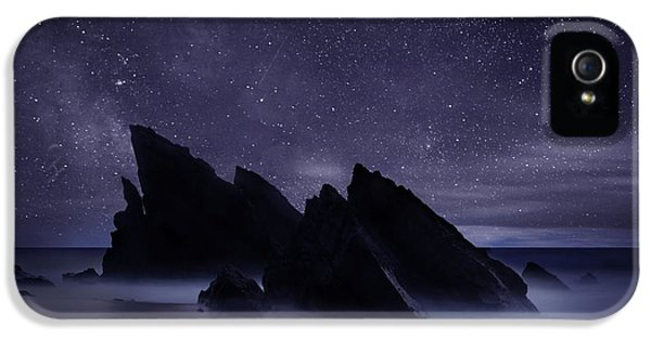 Whispers Of Eternity IPhone 5 Case by Jorge Maia