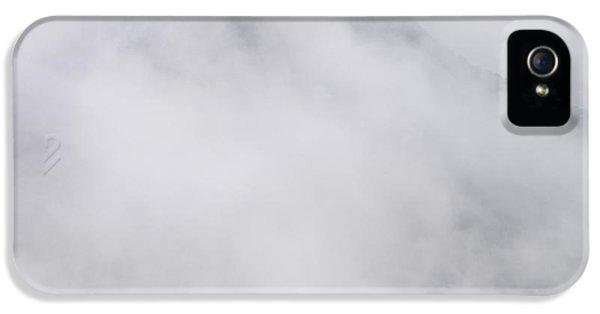 Breathe iPhone 5 Case - White by Guido Montanes Castillo