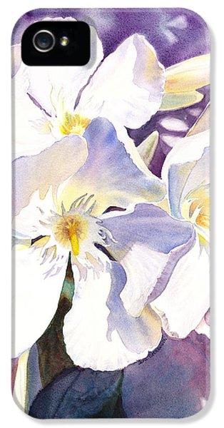White Oleander IPhone 5 Case