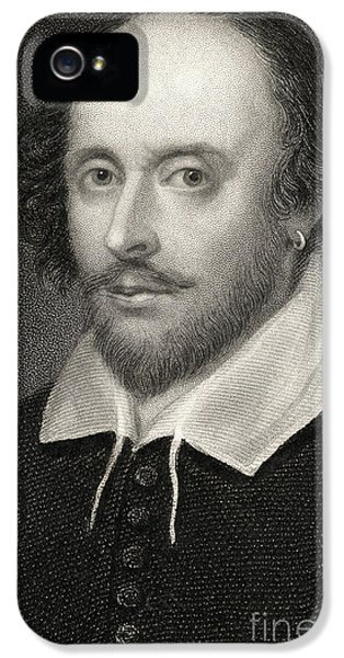 William Shakespeare IPhone 5 Case by English School