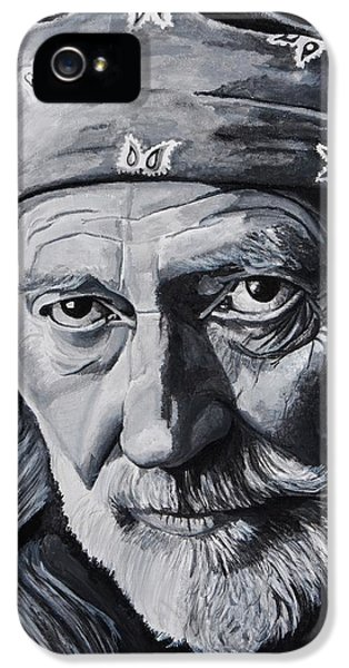 Willie  IPhone 5 Case