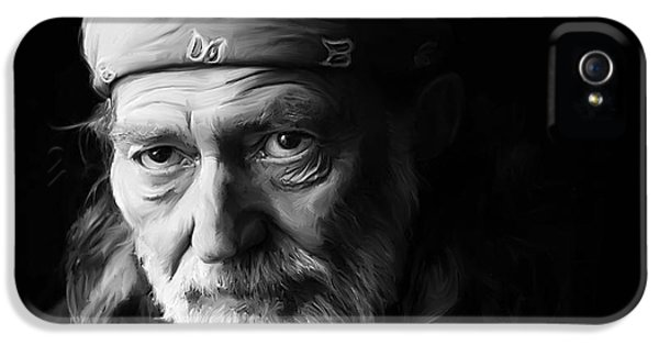 Willie Nelson IPhone 5 Case