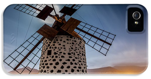 Canary iPhone 5 Case - Windmill by Martin Zalba