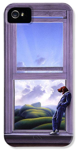 Window Of Dreams IPhone 5 Case