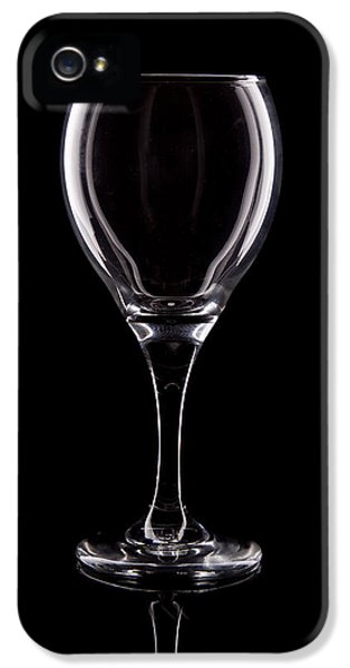 Wineglass IPhone 5 Case