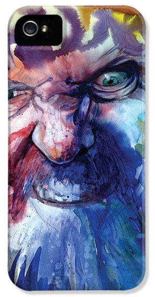 Wizzlewump IPhone 5 Case by Frank Robert Dixon