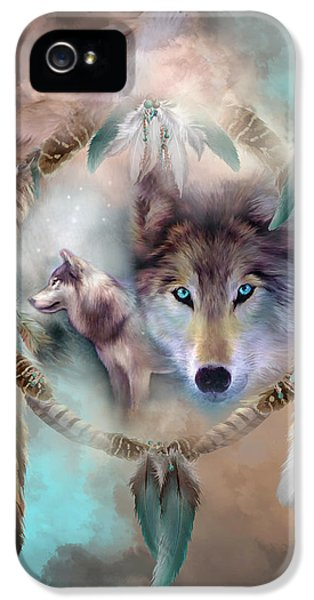 Wolf - Dreams Of Peace IPhone 5 Case