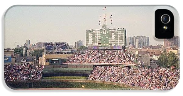 Wrigley IPhone 5 Case by Mike Maher