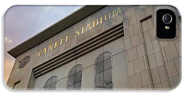 Yankee Stadium IPhone 5 Case by Stephen Stookey