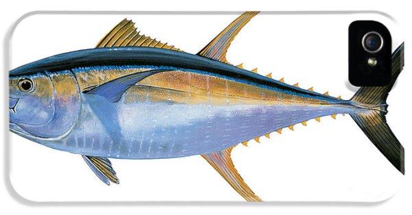 Yellowfin Tuna IPhone 5 Case by Carey Chen