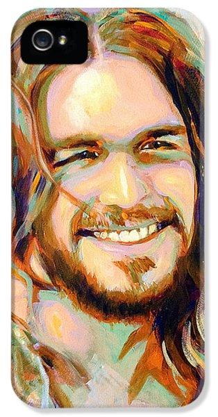 Yeshua IPhone 5 Case by Steve Gamba