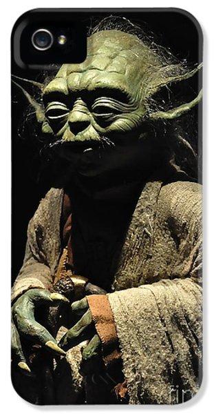 Yoda IPhone 5 Case by Baltzgar