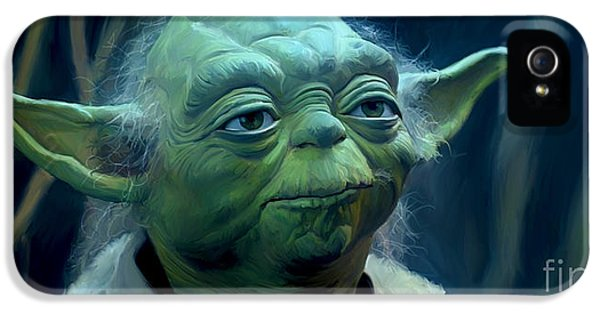 Yoda IPhone 5 Case