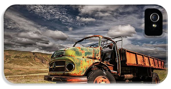 Truck iPhone 5 Case - Z 466 by ?orsteinn H. Ingibergsson