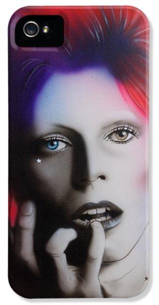 Ziggy Stardust IPhone 5 Case