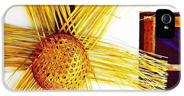 Design iPhone 5 Case - * #star #basket #basketweaving by A Rey