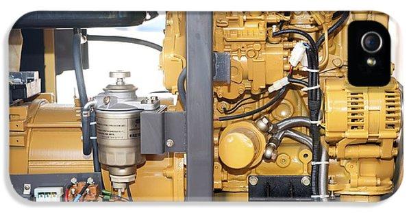 Air Compressor IPhone 5 Case