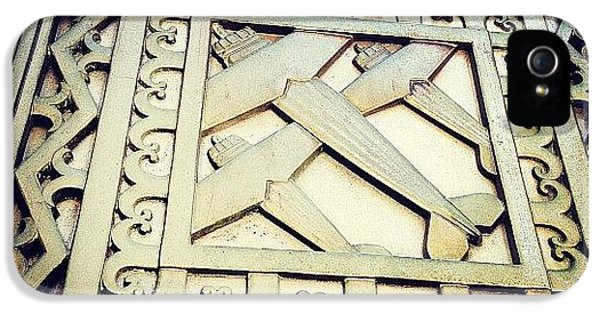 Art Deco Design IPhone 5 Case