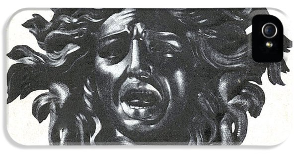 Medusa Head IPhone 5 / 5s Case by Photo Researchers