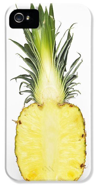 Pineapple Ananas Comosus IPhone 5 Case by Matthias Hauser