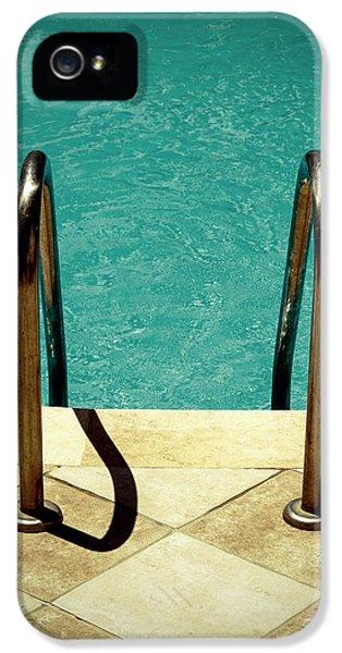 Swimming Pool IPhone 5 Case by Joana Kruse