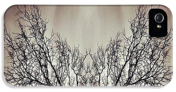 Edit iPhone 5 Case - #symmetry #symmetrical #mirror by James Peto