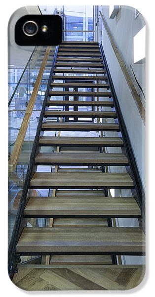 Stairs And Corridors Of The New IPhone 5 Case