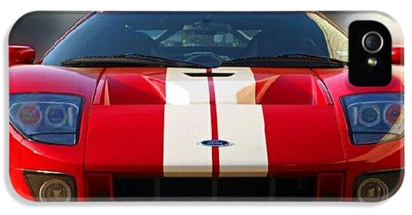 2006 Ford Gt40 IPhone 5 Case by James Granberry