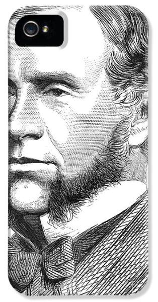 Constituent iPhone 5 Case - William Robert Grove, British Scientist by Science Source