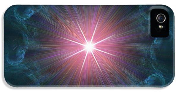 Big Bang, Conceptual Artwork IPhone 5 Case