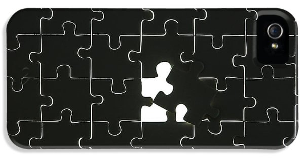 Puzzle IPhone 5 Case by Joana Kruse
