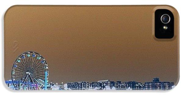 Amazing iPhone 5 Case - Santa Monica by Luisa Azzolini
