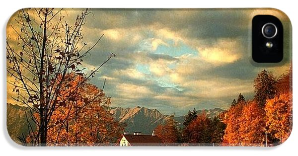 Autumn In South Tyrol IPhone 5 Case