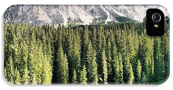Lake Of Carezza IPhone 5 Case