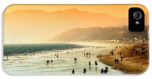Santa Monica Beach IPhone 5 Case