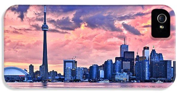Toronto Skyline IPhone 5 Case
